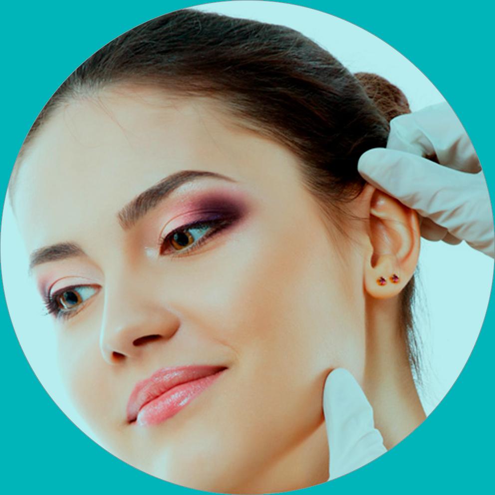 cirurgia de reconstrução de orelha