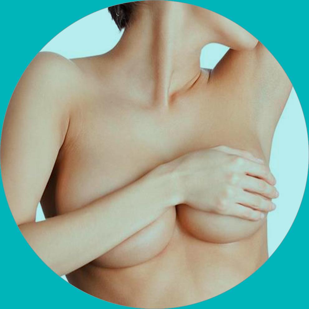 cirurgia de reconstrução de mamas