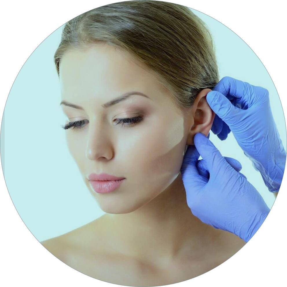 cirurgia de orelha ou otoplastia